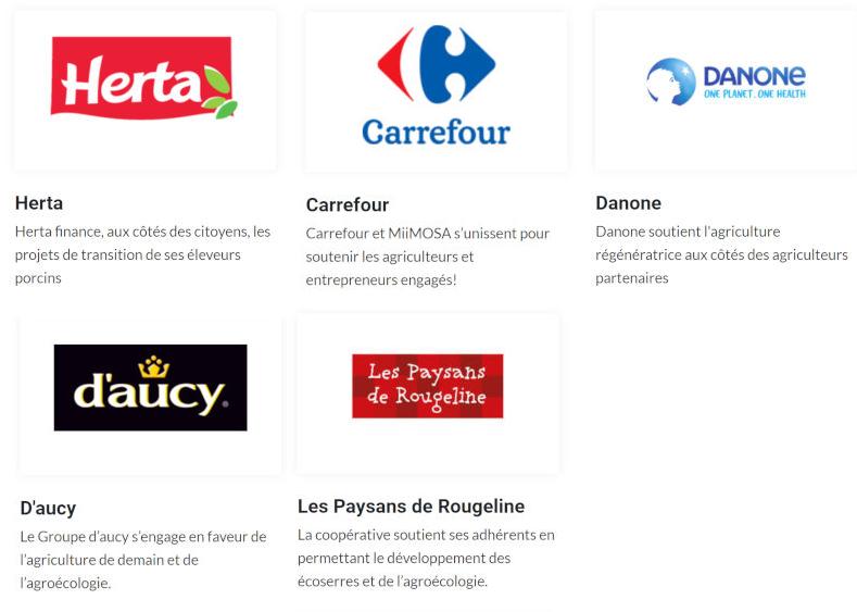 Miimosa Partenaires - Co-investissement